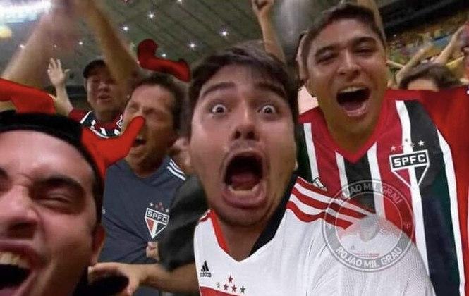 Os melhores memes de Ituano 0 x 3 São Paulo