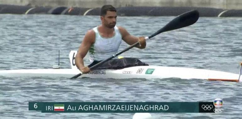 Os nomes bastante confusos dos atletas do Irã fizeram sucesso nos Jogos Olímpícos.