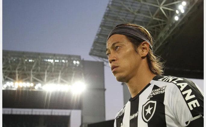 Os números de Honda - Nesta curta passagem pelo Botafogo, o japonês disputou 27 partidas e marcou 3 gols. Ele fez bons jogos, mas longe de ser brilhante e decisivo como o holandês Clarence Seedorf. Contudo, fora de campo, o meia esbanjou simpatia, cidadania e consciência do seu papel na sociedade.