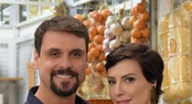 Os protagonistas. Foto: Divulgação/Record