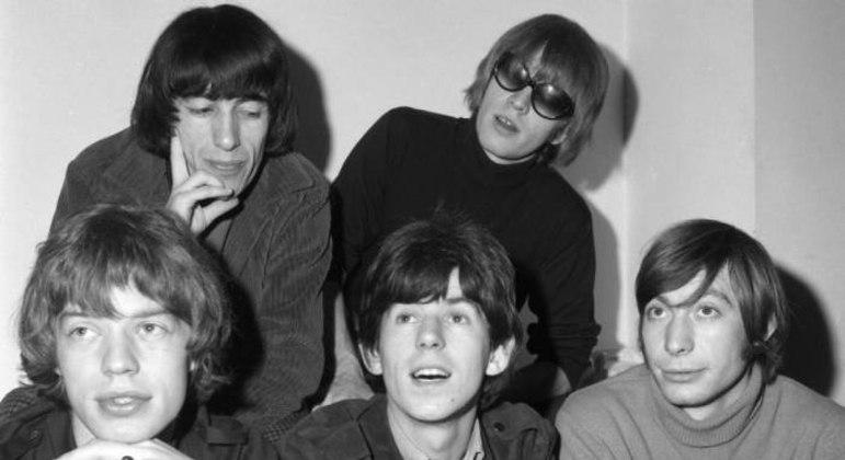 Os Rolling Stones em 1965