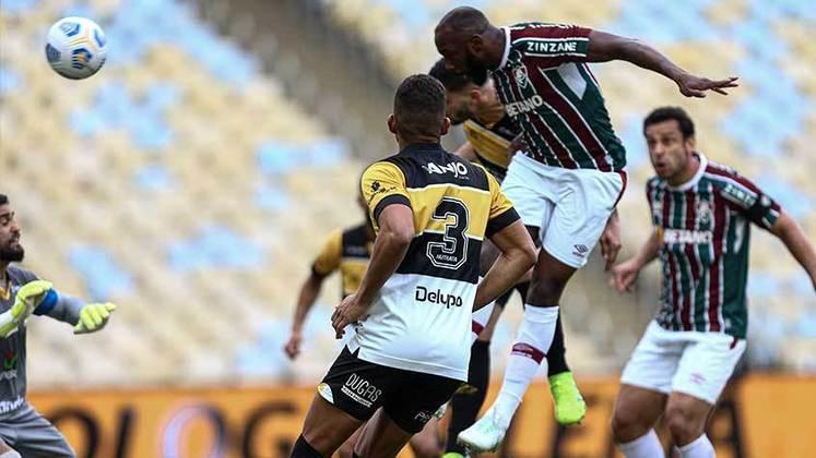 Os times classificados para as quartas de final: Fluminense - eliminou o Criciúma nas oitavas de final