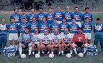 Com um time com Pagliuca, Toninho Cerezo, Roberto Mancini e Gianluca Vialli, a Sampdoria chegou à final da Champions League, mas foi superada pelo Barcelona, na prorrogação, em 1992. Ronald Koeman, atual técnico do Barça, fez o gol do título