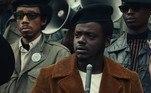 Judas e o Messias Negro (Judas and the Black Messiah)aborda a história de ascensão e queda Fred Hampton (Daniel Kaluuya), umativista dos direitos negros e líder do partido dos Panteras Negras. No entanto, ele acaba despertando a atenção do FBI (Departamento Federal de Investigação dos Estados Unidos) e, com a ajuda deWilliam O'Neal (LaKeith Stanfield), causa o assassinato deHampton