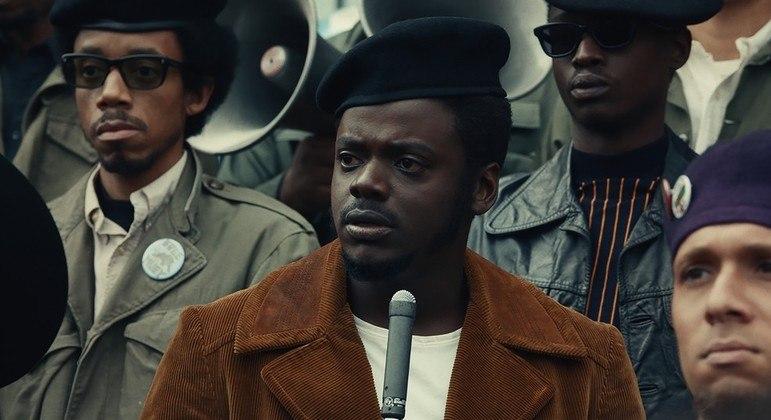 Daniel Kaluuya ('Judas e o Messias Negro') tem boas chances de vitória no domingo (25)