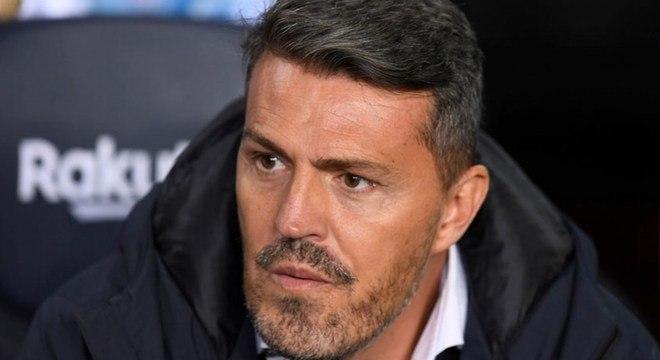 Óscar García: Treinador espanhol de 47 anos. Começou como treinador no Barcelona sub-19, em 2010. Após sucesso no Barça, já trabalhou em diversos países. Tem no currículo o título do Campeonato de Israel 2012/2013, pelo Maccabi Tel Aviv, e quatro taças na Áustria, pelo Red Bull Salzburg: Campeonato da Áustria em 2015/2016 e 2016/2017, somados a duas Taças da Áustria em em 2015/2016 e 2016/2017. Seu último clube foi o Celta de Vigo (ESP).