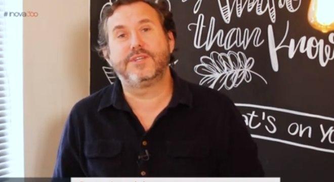 Osmar Lazarini, fundador da agência Trampo, fala sobre marketing de conteúdo