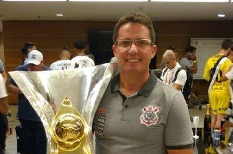 Osmar Loss participou da campanha do título brasileiro de 2017