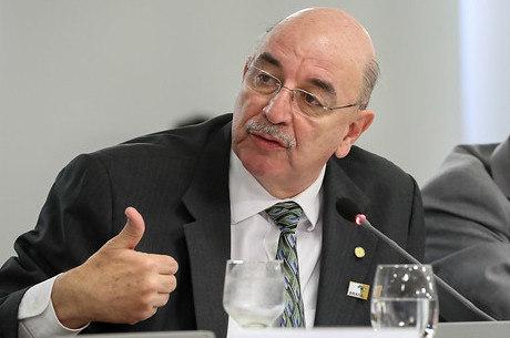Osmar Terra foi ministro de Michel Temer
