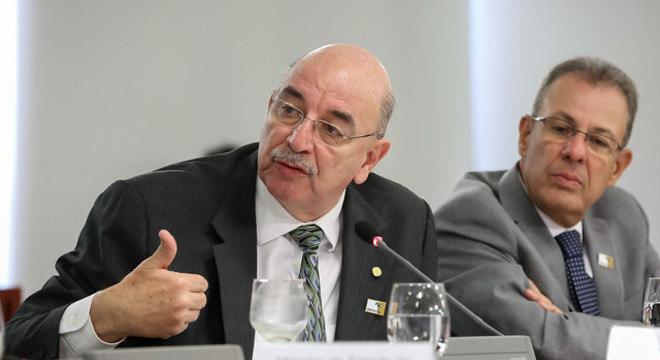 Osmar Terra é ex-ministro da Cidadania