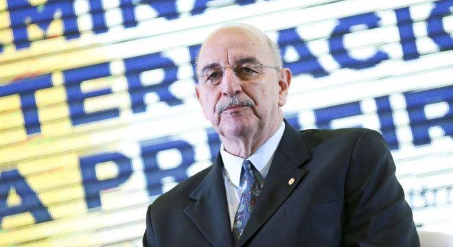 Ministro Osmar Terra participou de audiência na Câmara sobre a primeira infância