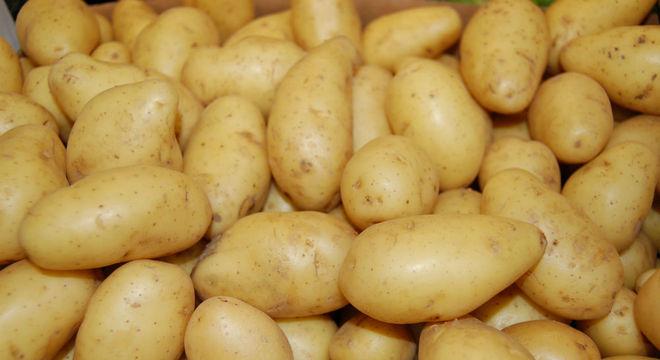 Preço da batata caiu 7,83% em outubro, de acordo com Dieese