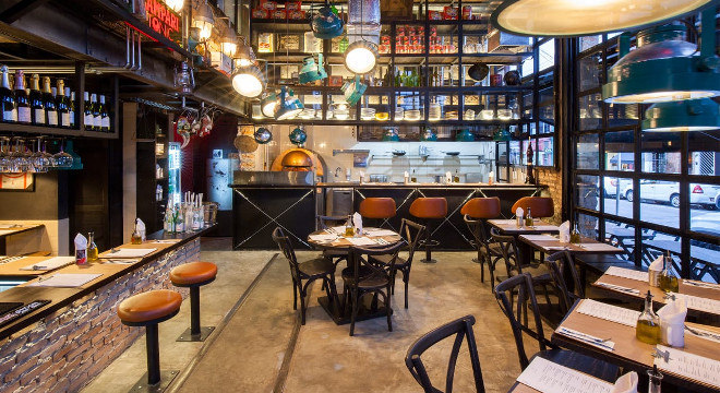A Osteria del Rosso, restaurante de cozinha italiana no Tatuapé, em São Paulo, preferiu postergar a reabertura e continuar com o delivery