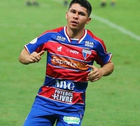 Osvaldo (Fortaleza - Atacante) - 34 anos - contrato até dezembro de 2021