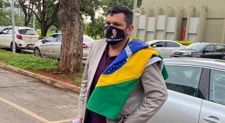 Assessoria de Eustáquio confirmou decisão de Moraes