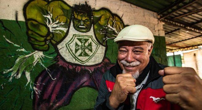 Otacílio Ribeiro recorreu ao boxe para encarar as brigas na várzea nos anos 1960