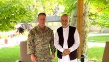 Chefe das tropas americanas no Afeganistão entrega comando