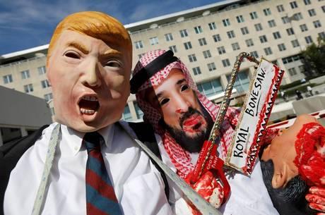 Morte de Khashoggi provocou revolta internacional
