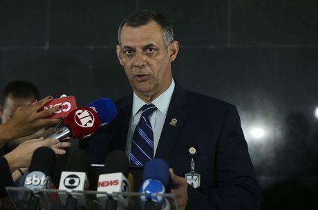 O porta-voz da Presidência, Otávio Rêgo Barros