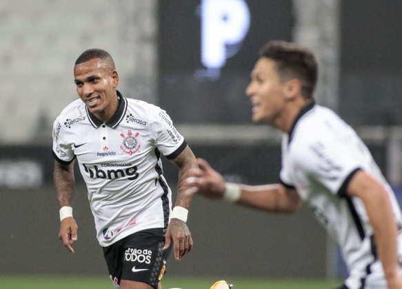 Otero - 1 gol: Contratado para ser o meia organizador do time, o venezuelano marcou contra o Bahia, na vitória por 3 a 2, em casa. Realizou onze jogos pelo Corinthians neste ano.