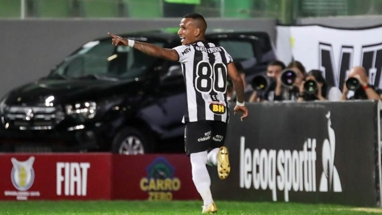 Otero - Atlético Mineiro - 27 anos - meia - venezuelano