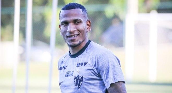 a09337607 Otero, líder em assistências do Atlético-MG, jogará contra o Ferroviário