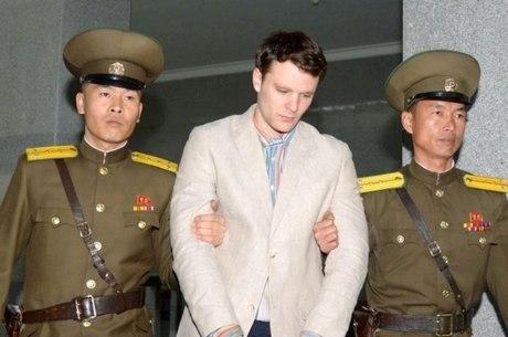 Jovem morreu após entrar em coma na Coreia do Norte