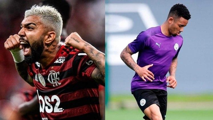 Outra disputa entre as equipes se dá também na Seleção Brasileira, entre a convocação de Gabigol e Gabriel Jesus, cria do Palmeiras e que está no Manchester City. Os dois disputam por espaço, pelo menos para os torcedores mais apaixonados nas redes sociais, que vivem comparando os dois atletas.