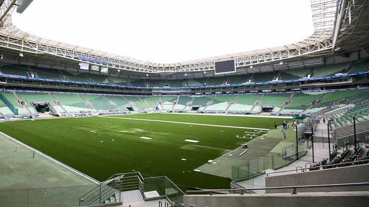 Outra grande mudança foi a implementação de um gramado sintético no Allianz Parque, que passou a permitir ao Alviverde utilizar seu estádio menos de um dia depois de um show no local. Também há vantagem esportiva de ter um 'tapete' em que a bola rola mais facilmente.