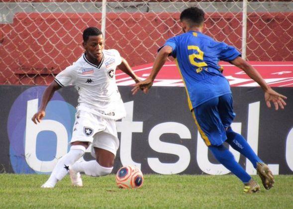 Outra promessa do Botafogo é o atacante Enio, que chegou a atuar nos dois primeiros jogos do Carioca com a equipe principal. Tem contrato até 2002, mas sua multa não foi revelada.