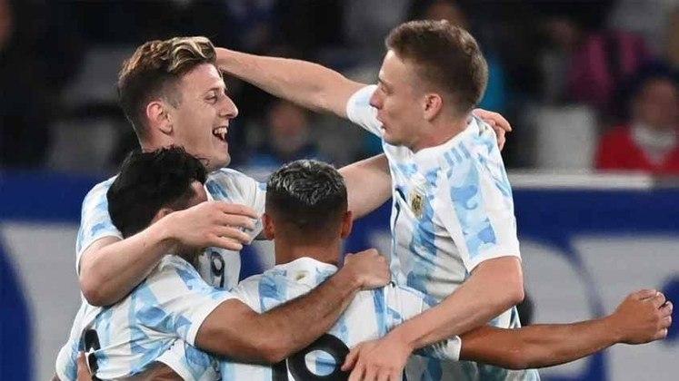 Outro assunto que rendeu memes foi a eliminação da seleção masculina da Argentina nos Jogos. A equipe albiceleste foi eliminada após empatar com a Espanha.