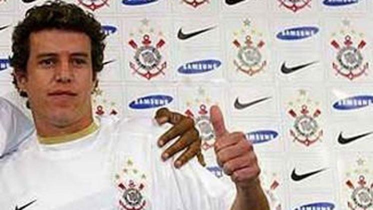 Outro atleta do elenco rebaixado no Brasileirão de 2007, o lateral Iran foi mais um que teve passagem ruim pelo clube. O atleta teve passagens por Ponte Preta e Botafogo também.