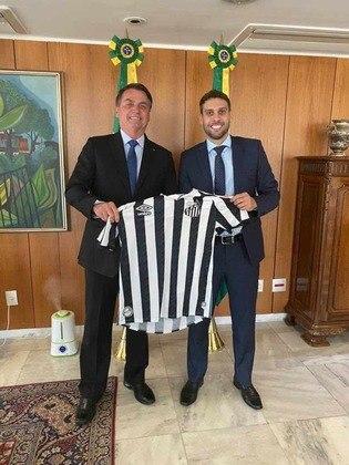Outro clube favorável, o Santos foi representado no encontro pelo membro do Comitê de Gestão, Matheus Del Corso Rodrigues.
