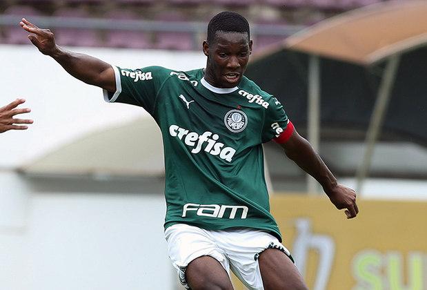 Outro clube que estreou dois jogadores da base foi o Palmeiras, que lançou  Patrick de Paula (meia, 20 anos) e Gabriel Menino (meia, 19 anos).