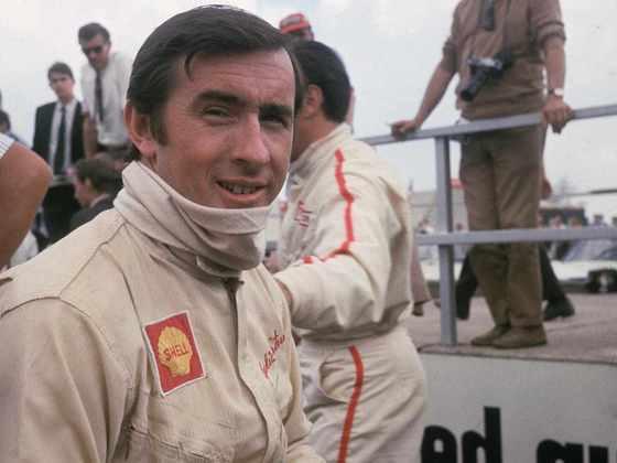 Outro escocês, Jackie Stewart, chegou na Fórmula 1 brilhando com vitória na primeira temporada