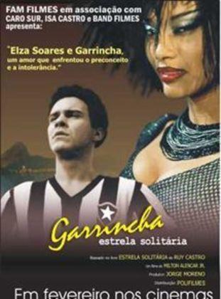 Outro grande nome do futebol brasileiro, 'Garrincha - Estrela Solitária' (2003) é um longa que mostra o caminho percorrido por Manuel dos Santos (André Gonçalves), o famoso craque de pernas tortas.