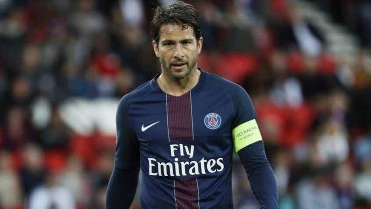 Outro lateral que faz parte da lista é Maxwell, com dez assistências na Liga dos Campeões. Ele jogou o torneio por Internazionale, Barcelona e PSG.
