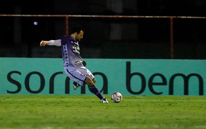 Outro nome de peso do elenco Alvinegro, Diego Cavalieri também tem seu contrato se encerrando no fim de 2020.
