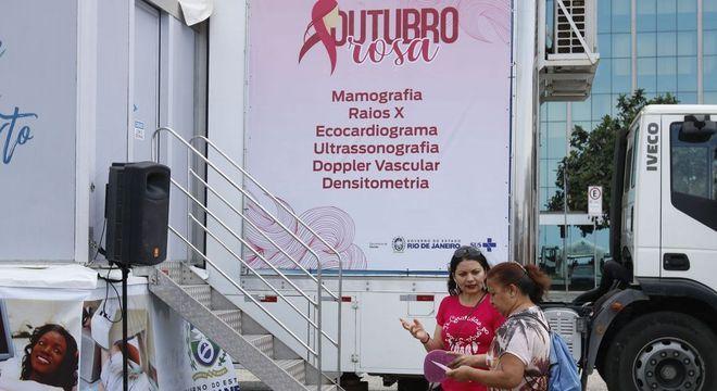 Campanha Outubro Rosa foi lançada pelo Inca nesta segunda-feira (7)