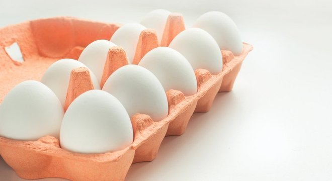 Uma dúzia de ovos