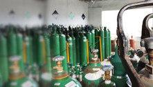 Doria diz que não faltará oxigênio, mas São Paulo precisa de cilindros