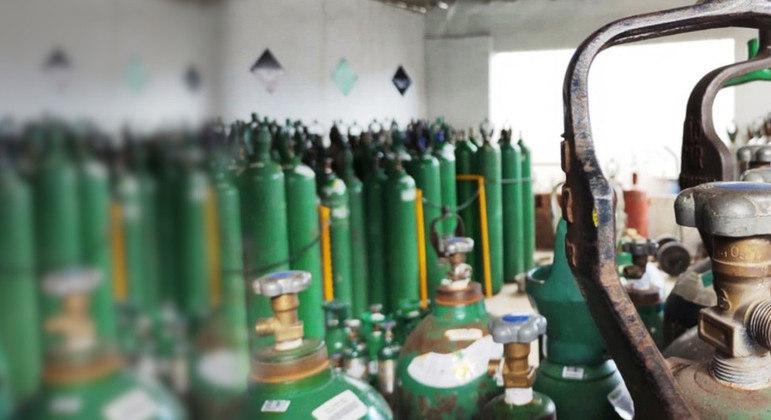 Universidade forneceu cilindros ao governo de São Paulo