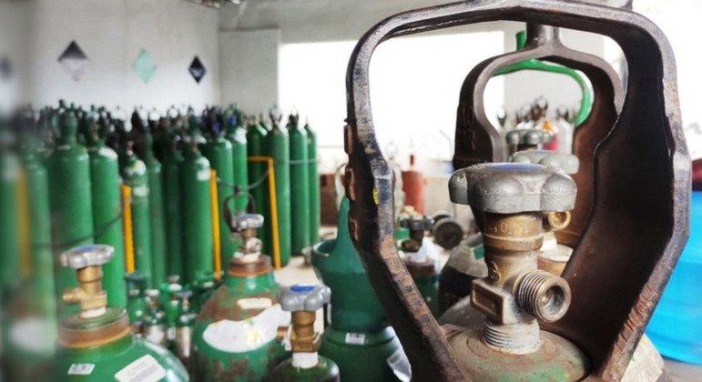 Unicamp forneceu cilindros ao governo de SP