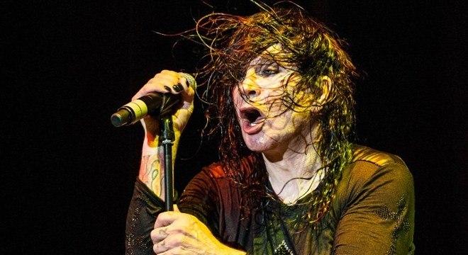 Ozzy Osbourne volta ao topo das paradas de Rock após 10 anos