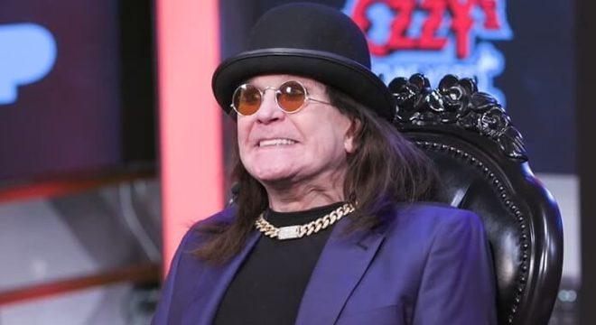 Ozzy Osbourne deve começar a gravar novo disco no próximo mês