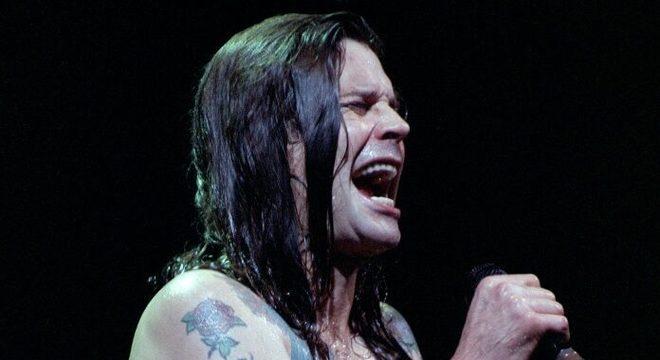 Ozzy Osbourne em 1995