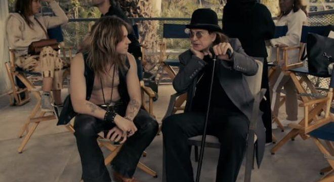 "Ozzy Osbourne lança making of do clipe de ""Under The Graveyard"""