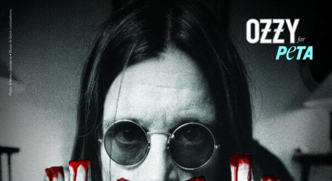 Ozzy Osbourne aparece com dedos amputados em campanha pelos animais