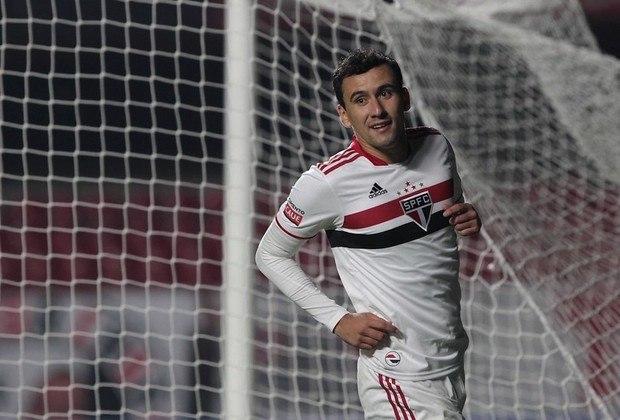 Pablo - 5 gols: artilheiro do time no Paulistão, o atacante marcou contra Inter de Limeira (4 a 0), Santos (4 a 0), Palmeiras (1 a 0), Ferroviária (4 a 2) e Mirassol (4 a 0).