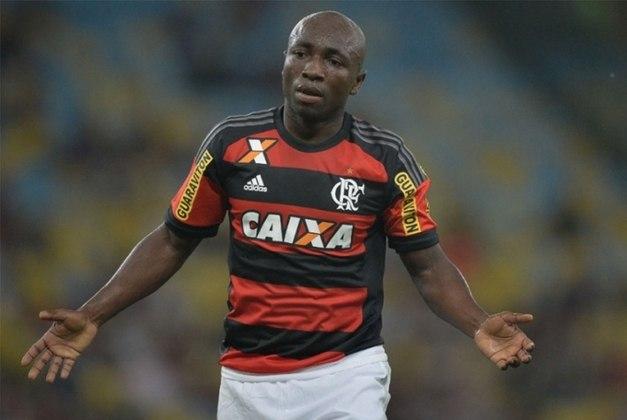 Pablo Armero (750 mil euros): Colômbia, lateral-esquerdo, 33 anos, último clube: Guarani